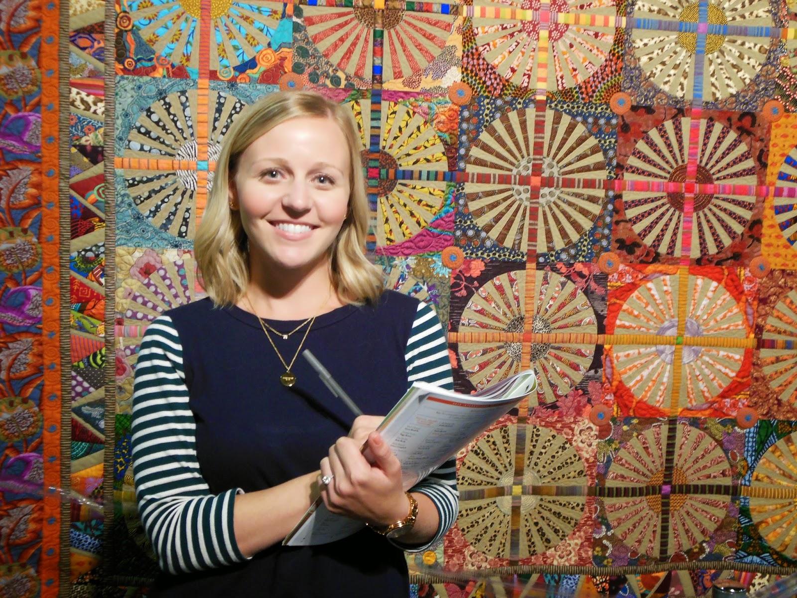 Chicago Quilt Show – Ellen Parrott : quilt show chicago - Adamdwight.com